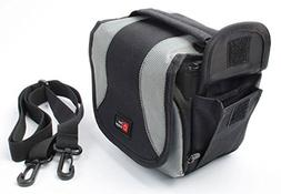 DURAGADGET Portable Carry Case With Padded Interior And Shou