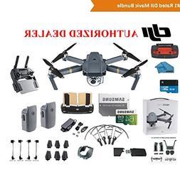 DJI Mavic Pro Drone Quadcopter 4K Professional Camera Gimbal