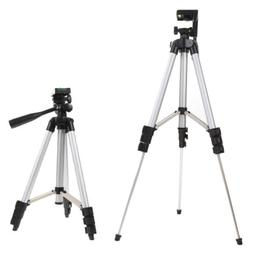 Portable Professional Adjustable Camera Tripod Stand+Cell Ph