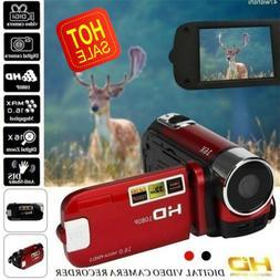 Professional 2.7Inch HD 1080P LCD Screen Digital DV 16M 16X