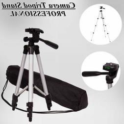 Professional Tripod For Phone Digital Camera Camcorder Stabl