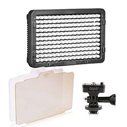 Tolifo Pt-176s 176 Ultra Thin Led Video Light Panel Dimmable