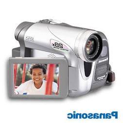 "Panasonic PV-GS32 MiniDV Digital Camcorder 2.5"" LCD, 28x Opt"