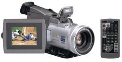 "Panasonic PVDV852 MiniDV Multicam Digital Camcorder w/2.5"" C"