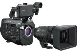 Sony PXW-FS7M2 4K XDCAM Super 35 Camcorder Kit with 18-110mm