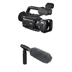 Sony PXW-Z90V 4K HD Compact NXCAM Camcorder with Sony ECM-VG