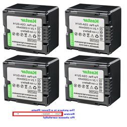 Kastar Replacement Battery for HITACHI DZ-BP14S & DZ-GX3200