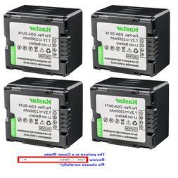 Kastar Replacement Battery for HITACHI DZ-BP14S & DZ-GX3200