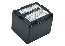 Replacement Battery for Panasonic VW-VBD140, CGA-DU14, CGA-D