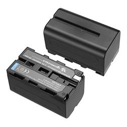 replacement sony np battery