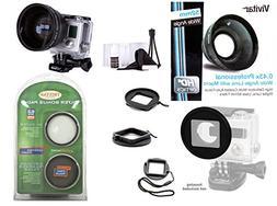 Vivitar 52mm Ring Filter Adapter for GoPro HERO3/ HERO3+/ HE