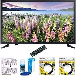 Samsung 32-Inch Full HD 1080p LED HDTV 2015 Model  with 2x 6