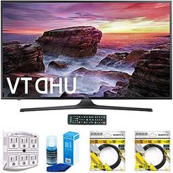 "Samsung Flat 48.5"" LED 4K UHD 6 Series Smart TV 2017 Model"