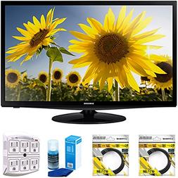 """Samsung 28"""" Slim LED HD 720p TV Clear Motion Rate 120 2014 M"""