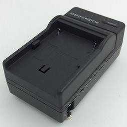 Battery Charger fit SAMSUNG Camcorder SB-L160/L110A SCL-906