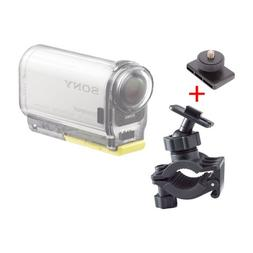 DURAGADGET Secure Clamp On Road Bike Camcorder Mount  For So