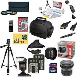 47th Street Photo Pro Shooter Accessory Kit for the Canon 35