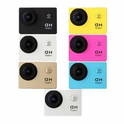 "SJ4000 2.0"" HD1080P Action Sport Camera 30M Waterproof US DV"