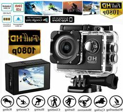 SJ4000 Waterproof HD 1080P Ultra Sport Action Camera DVR Hel