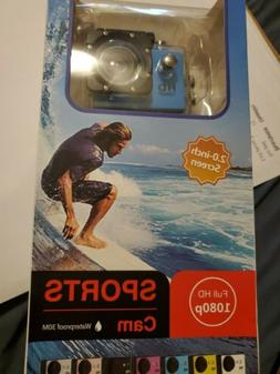SJ5000 4K 1080P Ultra HD Waterproof 30M Action Camera Sports