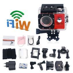 SJ7000 WiFi Waterproof Sports Action Camera DV Camcorder 14M