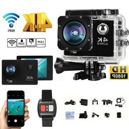 SJ9000 4K Action Camera Sport Camcorder Waterproof DVR Helme