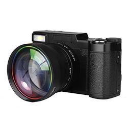 GordVE SJB24 22 MP Digital Camera with Digitar Zoom and 3.0-