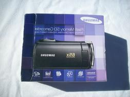 Samsung SMX-F54BN/XAA Flash Memory SD Camcorder New In Box 6