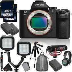 Sony Alpha a7 II Mirrorless Digital Camera International Ver