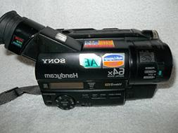 Sony Handycam CCD-TR67 16X Optical Zoom 64X Digital Zoom Vid