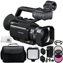 Sony PXW-X70 Professional XDCAM Compact Camcorder + 3PC Mult