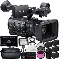 """Sony PXW-Z150 4K XDCAM Camcorder + Atomos Ninja Flame 7"""" 4K"""