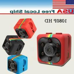 SQ11 Mini Camera HD Camcorder Night Vision 1080P Mini DV Voi