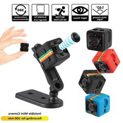 SQ11 Mini Video Camera HD 1080P Vlog <font><b>Camcorder</b><