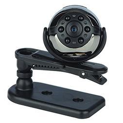 SQ9 Mini Camera Sport 1080P HD Night Vision 360 Degree Rotat