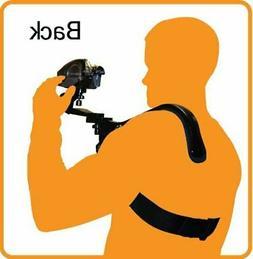 Polaroid Stabilizing Camcorder/Camera Video Shoulder Mount