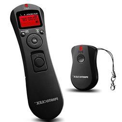 Photoolex T720C 2.4G Wireless Shutter Wireless Remote Contro