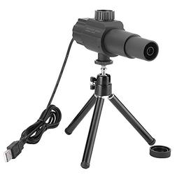 Fosa Digital Camera Telescope, USB Display Monoculars 2MP 70