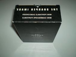 The Sharper Image Mini Portable Camcorder
