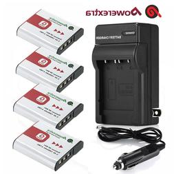 Type G Battery+Charger for SONY Cybershot NP-BG1 FG1 DSC-H20