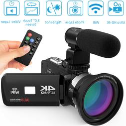 ultra 4k hd 1080p wifi 48mp digital