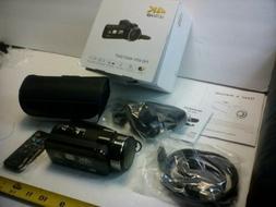 ULTRA 4K HD 1080P WiFi 48MP Digital Video Camera Camcorder R
