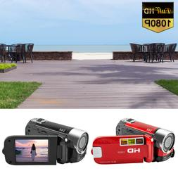 Ultra HD Video Camera Camcorder 1080P Vlogging Camera YouTub