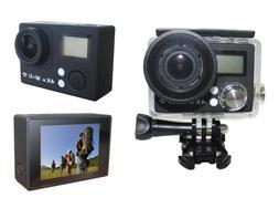 ULTRa 4K Wifi 16MP 1080P Sports Action Waterproof Camera  +a