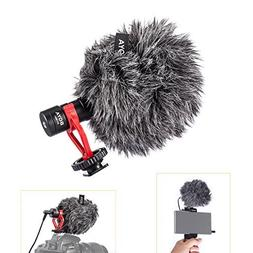 BOYA BY-MM1 Universal On-Camera Cardiod Microphone Mic Shotg