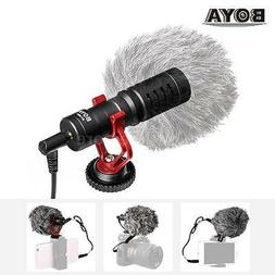 BOYA BY-MM1 Cardiod Shotgun Video Microphone MIC Video for i