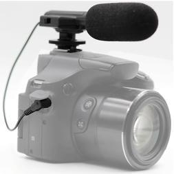Vivitar Universal Mini Microphone MIC-403 for JVC Everio GZ-