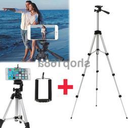 Professional Portable Aluminium Camera Tripod Stand For iPho