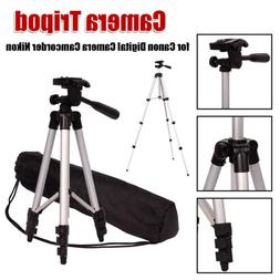 US Professional Tripod Stand Camcorder Light weight for Cano
