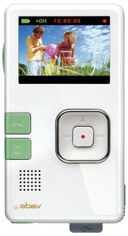 Creative Labs Vado HD 4 GB Pocket Video Camcorder, 2nd Gener